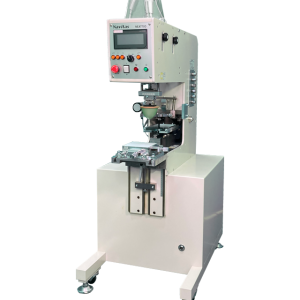 ナビタスマシナリーのパッド印刷機「NEAT70D/NEAT120D」