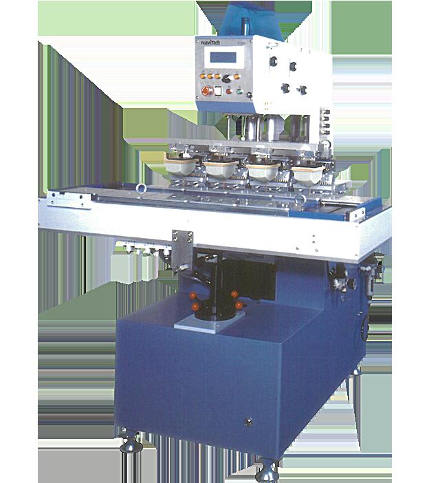 ナビタスマシナリーのパッド印刷機「T-20HTA」