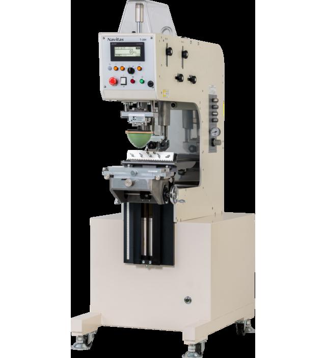 ナビタスマシナリーのパッド印刷機「T-20H」